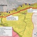 İşte Türkiye'nin güvenli bölge planı