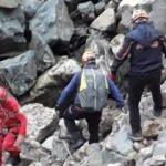 Kablo koptu, işçiler uçuruma yuvarlandı: Hayatını kaybedenler var