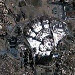 GÖKTÜRK-2 700 kilometreden Mekke ve Medine'yi görüntüledi