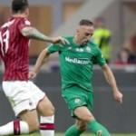 Ribery attı, Milan evinde yıkıldı!