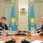 Şentop'tan Kazakistan'da önemli Nazarbayev görüşmesi
