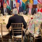 New York'ta dikkat çeken kare: Erdoğan yemeğe katılmadı