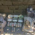 Van'da 94,5 kilo uyuşturucu ele geçirildi