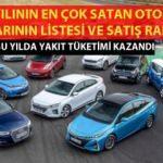 2019'un en çok araç satan otomotiv markaları: Düşük yakıt tüketimi kazandı!