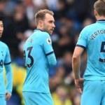 Tottenham tepetaklak!