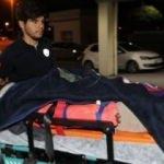 Niğde'de tırmanış yapan Amerikalı dağcı yaralandı