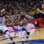 A Milli Basketbol Takımı'nın ABD maçı zirvede