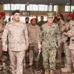 ABD Merkez Donanma Komutanı Riyad'da!