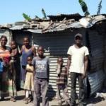 Afrikalı kasırga mağdurlarına yardım