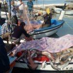 Bir tekne dolusu tuttu, 22 bin 500 liraya sattı