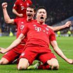 Şampiyonlar Ligi'nde tarihi gece! 9 gol...