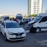 Diyarbakır'da öğrenci servisi kaza yaptı: 9 yaralı
