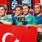 Espor'a 5G hızı geldi Türkler kupayı kaptı