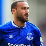Everton'da Cenk Tosun'un fiyatı belli oldu