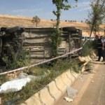 Gaziantep'te feci kaza: Çok sayıda yaralı var