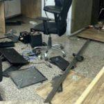 Irak'ta protestolar sürüyor! TV kanallarına saldırdılar