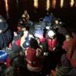 Ege'de 40 göçmen yakalandı