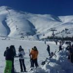 İzmirliler kayak merkezine kavuşuyor