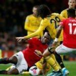 Manchester'da dev maçtan kazanan çıkmadı!