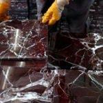 Mermer sektörü İtalya'ya çıkarma yaptı