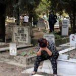 Mezarlıkta gömülü bebek cesedi bulundu! Korkunç gerçek ortaya çıktı