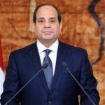 Mısırlı rahipten Sisi güzellemesi