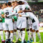 Mönchengladbach liderliğe yükseldi!