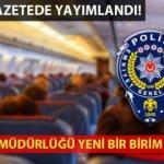 Emniyet Müdürlüğü yeni birim kuruluyor: Hava polisi nasıl olunur?
