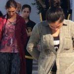 1'i hamile 3 kadın! Suçüstü yakalandılar