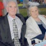 60 yıllık evli çifte kızlarından sürpriz temsili nikah