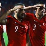 Golü attı Mehmetçiklere selamı çaktı