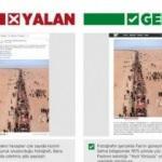 Barış Pınarı Harekatı aleyhine sahte fotoğraflarla manipülasyon
