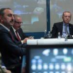 'Barış Pınarı Harekatı' koordinasyon toplantısı sona erdi
