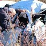Bolu'da feci kaza! 3 kişi hayatını kaybetti