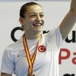 Buse Naz Çakıroğlu dünya ikincisi oldu