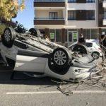 Düğün konvoyunda zincirleme kaza: Yaralılar var