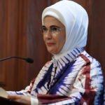 Emine Erdoğan: Allah Mehmetçiğimizi muzaffer eylesin