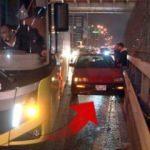 İETT şoförü yolcuları indirip böyle yakaladı!