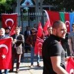Macaristan'da Türkler terör yandaşlarına böyle tepki gösterdi