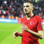 Merih Demiral: Ronaldo, Türkler'i çok seviyor
