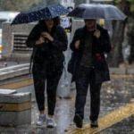 Meteoroloji'den o bölgeler için kuvvetli sağanak uyarısı