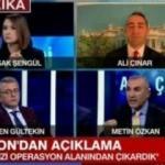 Metin Özkan'dan CHP'lilere tokat gibi sözler!