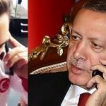 O anlar! Cumhurbaşkanı Erdoğan aradı