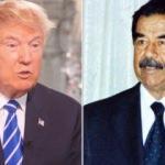 Saddam'ın kızından Trump'a: Bunu kim telafi edecek?