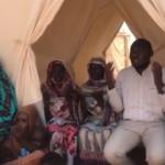 Selden etkilenen Sudanlılardan Türk askerine dua!