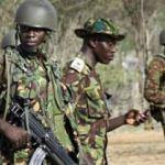 Sudanlı askerler öldürüldü iddiası