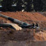Suriye sınırında mesaj namlu ucunda