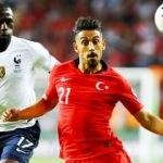 Türkiye liderlik maçında Fransa'nın konuğu
