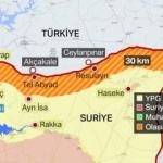 Türkiye'nin Suriye operasyonunda ilk hedefi: Sınırdaki 120 km'lik hat...