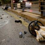 Ankara'da akla zarar kaza! Görüntü korkutucu